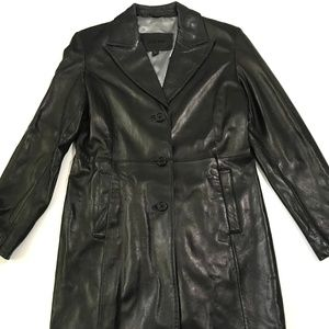 Guess Womens Trench Coat
